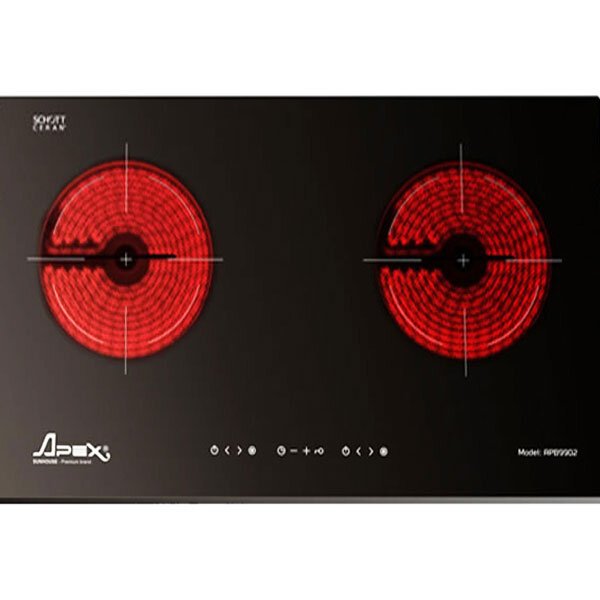 Đánh giá bếp hồng ngoại đôi cao cấp Sunhouse APB9902