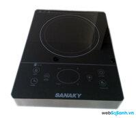 Đánh giá bếp hồng ngoại Sanaky AT 2102 HG
