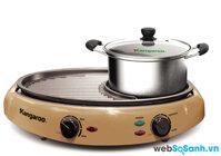 Đánh giá bếp lẩu nướng giá rẻ Kangaroo KG95N - Đa năng, tiện dụng