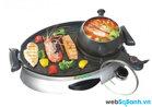 Đánh giá bếp lẩu nướng Kangaroo KG96