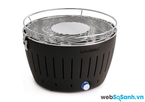 Đánh giá bếp nướng than hoa Nam Hồng Lotusgrill BN02