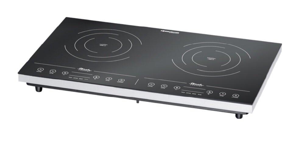 Đánh giá bếp từ đôi Rommelsbacher CT3410: Thiết kế sang trọng, công nghệ thông minh