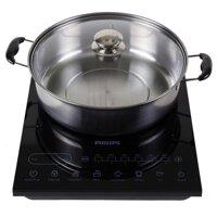 Đánh giá bếp từ Philips HD4932: Thiết kế bền đẹp, giá cả hợp lý