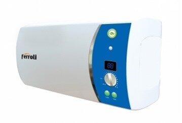 Đánh giá bình nóng lạnh gián tiếp Ferroli VERDI-20AE: Thiết kế đẹp, độ an toàn cao