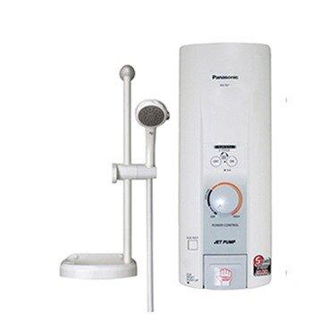 Đánh giá bình nóng lạnh trực tiếp Panasonic DH-3KP1VW: Chất liệu cao cấp