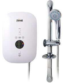Đánh giá bình nóng lạnh trực tiếp Ferroli DIVO SSP: Khả năng làm sạch nước rất cao