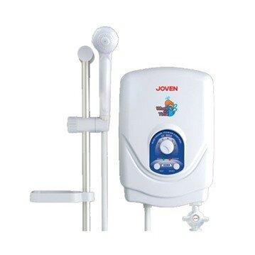 Đánh giá bình nóng lạnh trực tiếp Joven EC602: Thiết kế đơn giản, độ an toàn cao