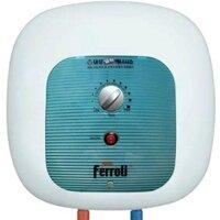 Đánh giá bình nóng lạnh Ferroli Cubo Series 30E: Thiết kế đơn điệu, giá cả hợp lý