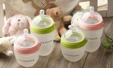 Đánh giá bình sữa Comotomo – Có nên chọn bình sữa Comotomo cho bé?