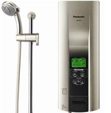 Đánh giá bình tắm nóng lạnh Panasonic DH6KD1VN: Tích hợp tới 9 tính năng an toàn