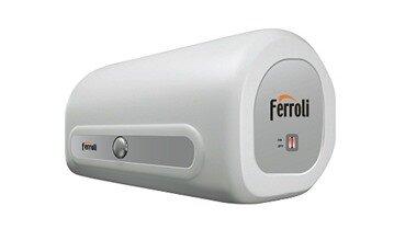 Đánh giá bình tắm nóng lạnh Ferroli QQSI15: Công nghệ tráng bạc tự làm sạch nước