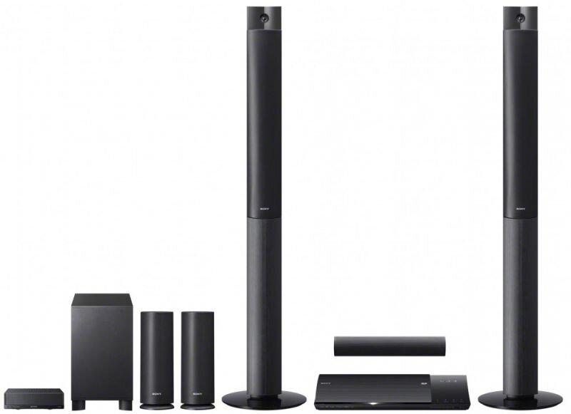 Đánh giá bộ dàn âm thanh hiệu ứng rạp hát Panasonic SC-BTT490 Energy Star 5.1-Channel