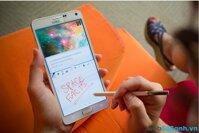 Đánh giá bút cảm ứng S Pen trên Samsung Galaxy Note 4 và Galaxy Note Edge