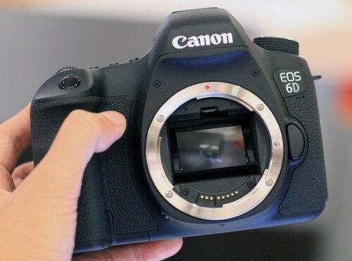 Đánh giá Canon EOS 6D – máy full-frame tốt cho người mới