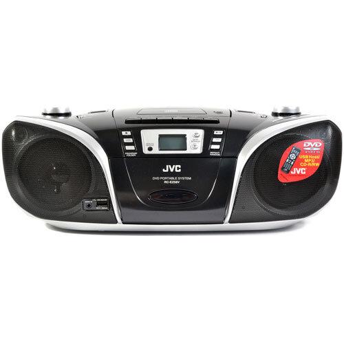 Đánh giá Cassette JVC RC-EZ58V –  mang giai điệu cuộc sống đến bên bạn