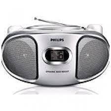 Đánh giá Cassette Philips AZ302/98