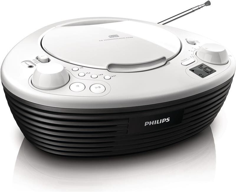 Đánh giá Cassette Philips AZ202/73 – nhiều tính năng hữu dụng