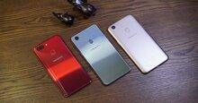 Đánh giá chất lượng camera điện thoại Oppo F7