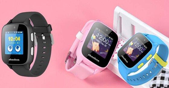 Đánh giá chất lượng đồng hồ định vị thông minh dành cho trẻ em Abardeen B108