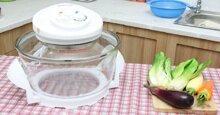 Đánh giá chất lượng lò nướng thủy tinh Pensonic PRO – 912 có tốt không