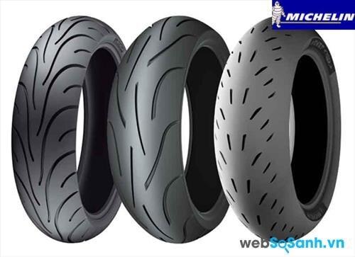 Đánh giá chất lượng lốp xe máy Michelin dùng có tốt không?