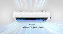 Đánh giá chất lượng máy điều hòa Samsung Digital Inverter thiết kế tam diện