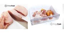 Đánh giá chất lượng ngăn cấp đông mềm Prime Fresh trên tủ lạnh Panasonic
