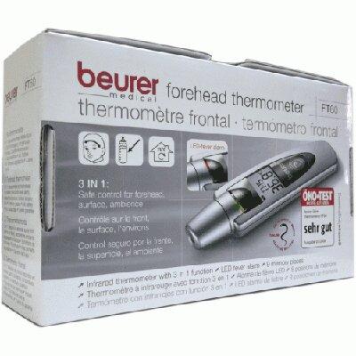 Đánh giá chất lượng nhiệt kế điện tử Beurer đo có chính xác không?