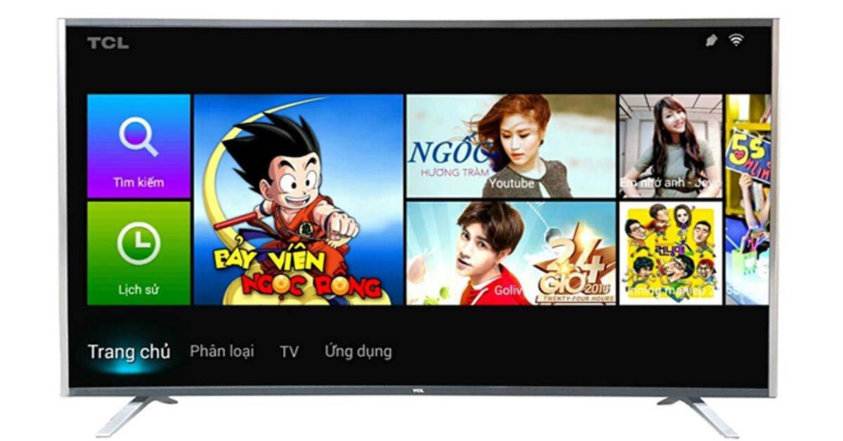 Đánh giá chất lượng smart tivi giá rẻ TCL
