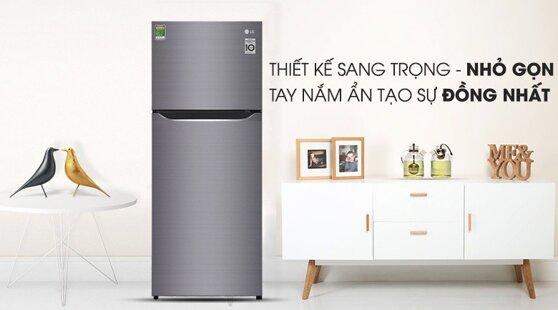 Đánh giá chất lượng tủ lạnh LG GN-L225S có tốt không?