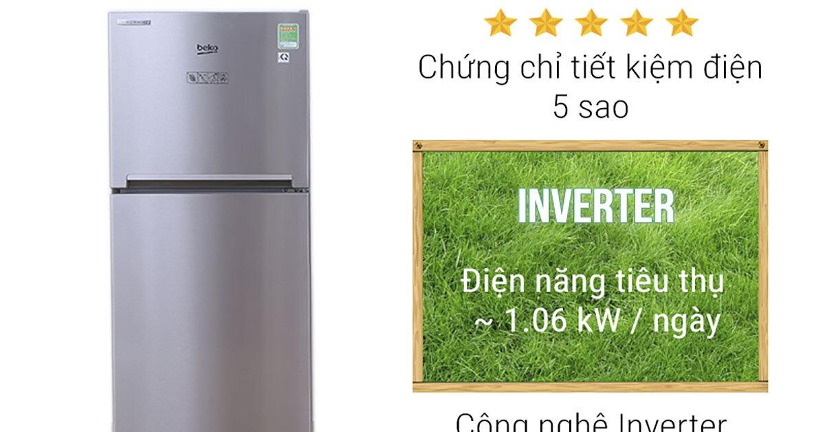 Đánh giá chất lượng tủ lạnh Beko ? Người tiêu dùng có nên mua không ?