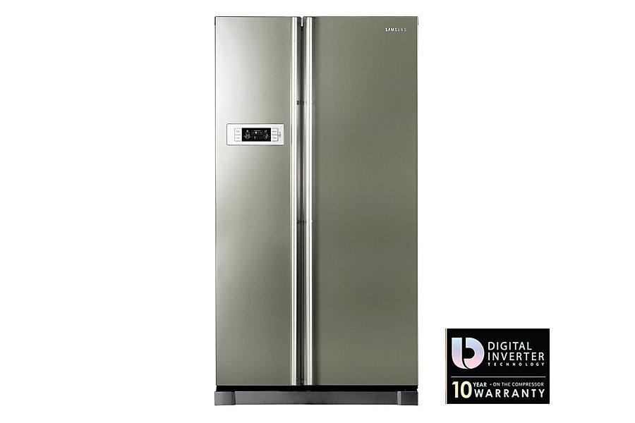 Đánh giá chất lượng tủ lạnh side by side thương hiệu Samsung