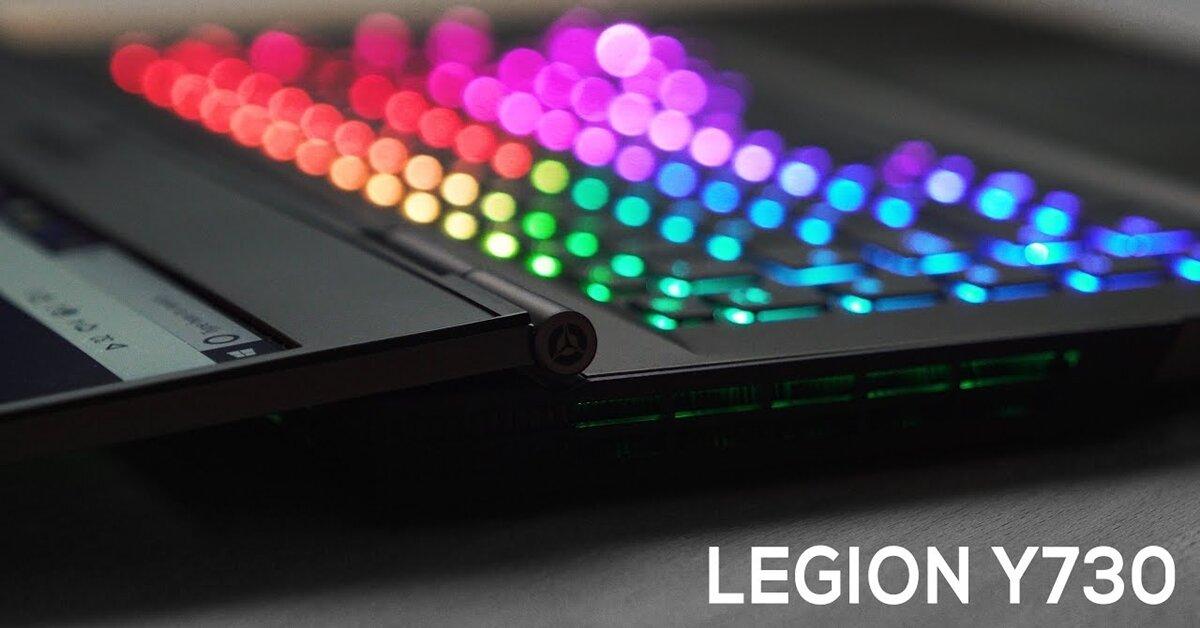 Đánh giá chi tiết chiếc laptop gaming Legion Y730 của Lenovo