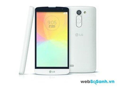 Đánh giá chi tiết chiếc smartphone tầm trung LG L Bello