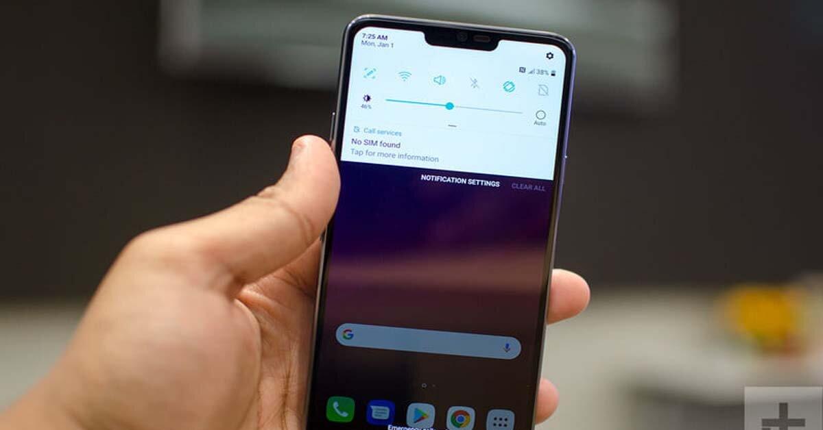 Đánh giá chi tiết điện thoại LG G7 ThinQ – có phải quá thảm họa không?