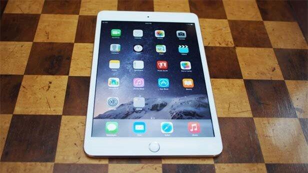 Đánh giá chi tiết iPad mini 3 (Phần 2: Màn hình và Camera)