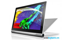 Đánh giá chi tiết Lenovo Yoga Tablet 2 Pro chiếc máy tính bảng có thể thay thế Tivi