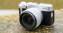 Đánh giá chi tiết máy ảnh mirrorless Fujifilm X-A7