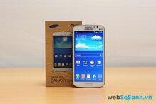 Đánh giá chi tiết smartphone tầm trung Samsung Galaxy Grand 2