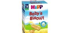 Đánh giá chi tiết về chất lượng của bánh ăn dặm Hipp