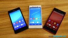 Đánh giá chiếc điện thoại thông minh Sony Xperia M4 Aqua