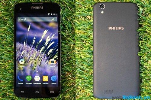 Đánh giá chiếc điện thoại thông minh Philips Xenium I908 (phần 1)