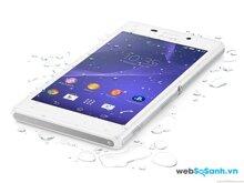 Đánh giá chiếc điện thoại thông minh Sony Xperia M2 Aqua