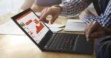 """Đánh giá chiếc laptop """"đình đám"""" trong ngày đầu ra mắt Lenovo ThinkPad L380"""