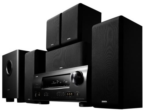 Đánh giá dàn âm thanh Denon DHT390XP – âm thanh rạp hát ngay tại nhà