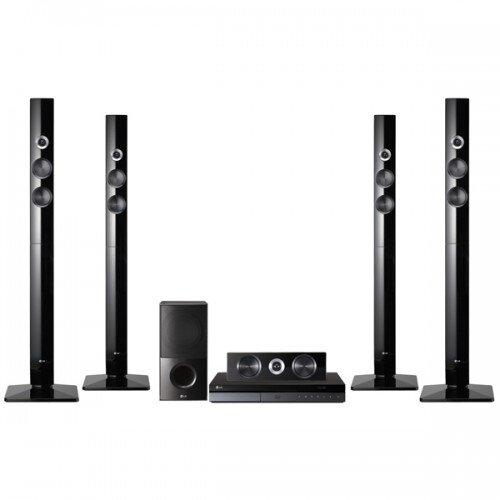 Đánh giá dàn âm thanh DVD LG DH7620T – 5.1 kênh, trải nghiệm âm thanh thật nhất