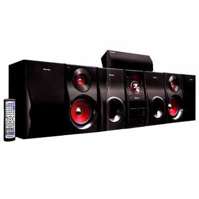Đánh giá dàn âm thanh DVD mini Pioneer XV-EV90DVD - 5.1 kênh, khác biệt ở đẳng cấp