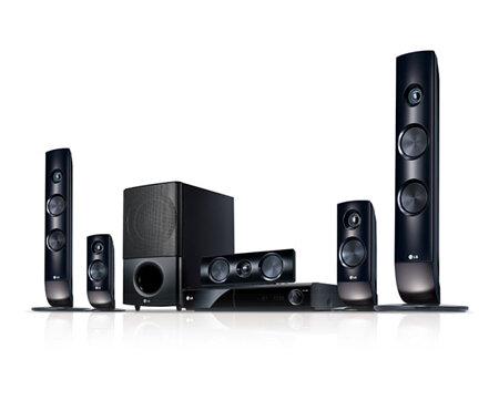 Đánh giá dàn âm thanh LG HT806PM – 5.1 kênh, trải nghiệm không gian âm thanh siêu thực