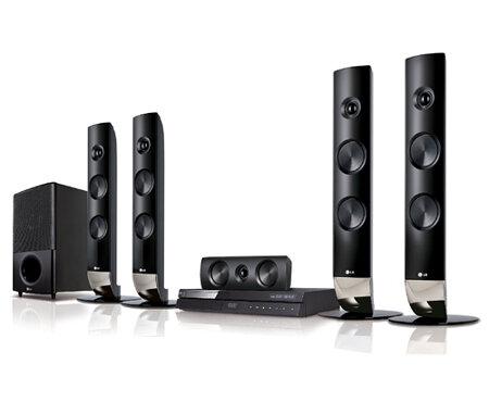Đánh giá dàn âm thanh LG DH6320H (DH-6320) – 5.1 kênh