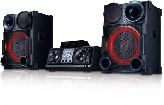 Đánh giá dàn âm thanh LG X-BOOM CM9730 – 2.0 kênh, bùng nổ cảm xúc âm thanh